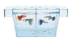 HAQOS Aquarium Fish Tank Breeder Box BX-L