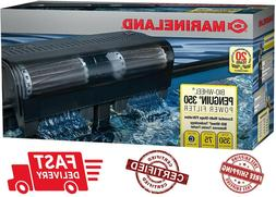 Aquarium Fish Tank Filter 350 Power 75 Gallons Bio Wheel 3 S