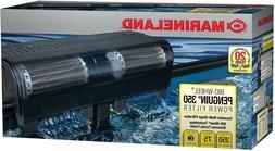 Aquarium Fish Tank Filter Marineland Emperor 350 Power 75 Ga