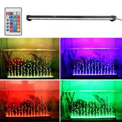 Aquarium Fish Tank Underwater Submersible Color Changing LED