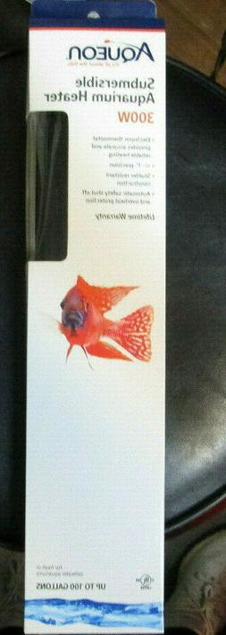 Aquarium Heater 300 Watts for Fish Tank 40 Gallon Adjustable