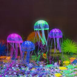 aquarium jellyfish decoration glowing effect
