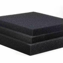Bio Sponge Filter Media Pads Cut-to-fit Foam for Aquarium Fi
