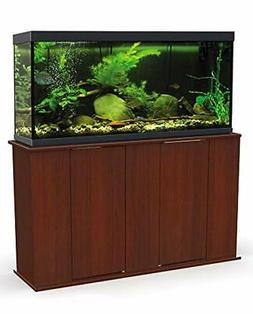 Aquarium Stand 55 Gal Fish Tank Large Standing Pet Storage C