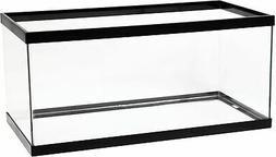 Aqueon Aquarium Standard Glass Rectangle Breeder Black 40 Ga