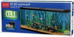 Aquarium Starter Kit with Tetra Filter, 55 Gallon, LED Natur