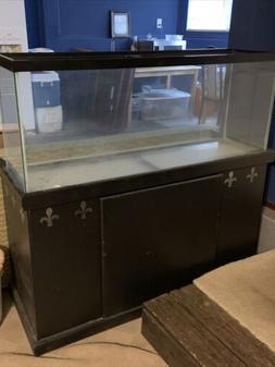 aquarium tank and stand
