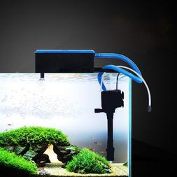 aquarium top filter 3 in 1 multi