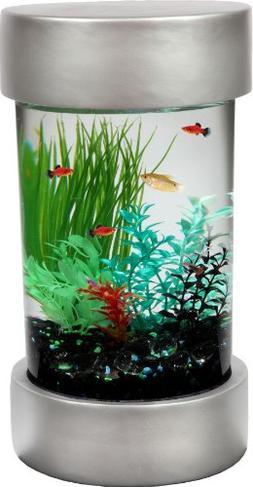 KollerCraft Aquarius Cosmo Panoramic Aquarium Kit with LED L