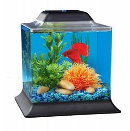 Koller Products 1.5-Gallon AquaScene Aquarium with LED Light