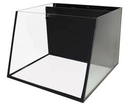Lifegard Aquatics Full View Aquarium with Built-in Filter -