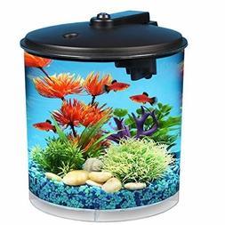 aquaview 2 gallon 360 fish tank