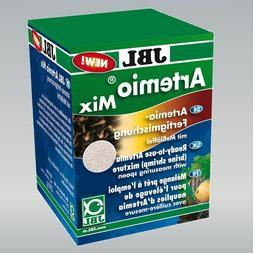 JBL Artemio Mix 230g Salt & Eggs aquarium fish tank brineshr