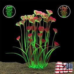 Artificial Aquarium Plants Decoration Fish Tank Water Plant
