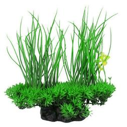 Artificial Aquarium Plastic Fake Water Grass Plant Fish Tank