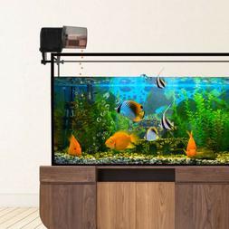 Automatic WiFi Smart Fish Feeder Food Dispenser & Clip mount