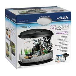 Aqueon MiniBow LED Kit, 5 Gallon, Black