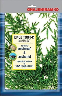 MarineLand Bamboo for Aquariums and Terrariums, 3-Foot