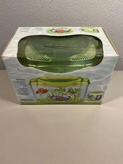 toilet seat fish tank