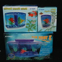 Beta Home Siamese Fighting Fish Aquarium Hospital Hank Breed