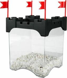 Aqueon Betta Castle Stackable Aquarium Kit