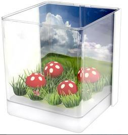 AQUA Culture Betta Cube Tank Accessories Include! Betta Fish