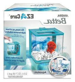 betta ez care aquarium kit blue 2