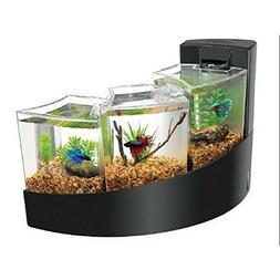 Aqueon Betta Falls Aquarium Three Tier Waterfall Bettas Fish