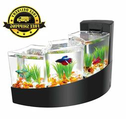 Aqueon Betta Falls Kit Set Of Three Tanks For Home Office Fr