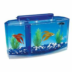 Betta Fish Tank With Divider Triple Beta Tank Deluxe With Fi