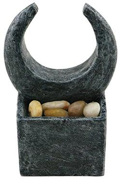 Marina Betta Kit Marble Sculpture Ornament