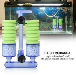 Biochemical Sponge Foam Filter for Aquarium Fish Tank Equipm