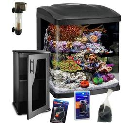 Coralife NEW STYLE Size 16 LED BioCube Aquarium REEF PACKAGE