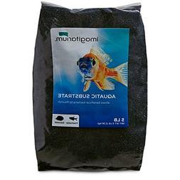 Imagitarium Black Aquarium Sand, 5 lbs