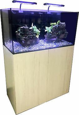 Tucker Murphy Pet Bloomer 50 Gallon Fusion X Cabinet Aquariu
