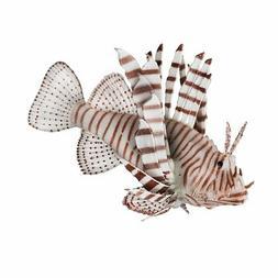 Aquatop Brown Silicone Lionfish Aquarium Fish Tank Decoratio