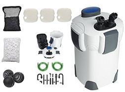 Sunsun Pro Canister Filter Kits 264gph, 370gph or 525gph