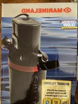 Canister Filter Marineland Magnum Polishing Internal Aquariu