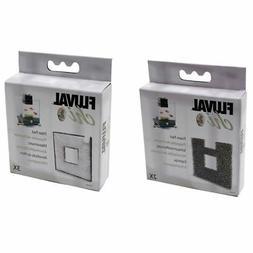 Fluval Chi Filter and Foam Packs 25L and 19L Fish Aquarium T