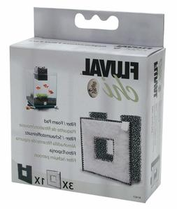 Fluval Chi Filter Pad, Foam Pad 4 Pack Value Pack