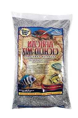 Cichlid Mix Sahara Sand for Fish and Aquatic, Size: 20 POUND