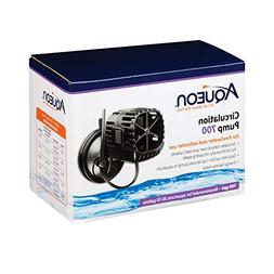 Aqueon Circulation Pump for Aquariums, 700 GPH, Black