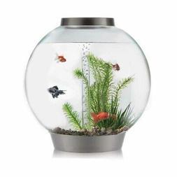 Biorb Classic 105 Led Aquarium Kit Silver With Multi Color R