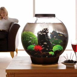 biOrb CLASSIC 30 Aquarium with LED Light – 8 Gallon, Black