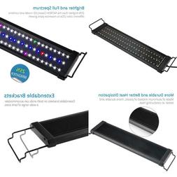 Nicrew Classicled Plus Led Aquarium Light, Full Spectrum Fis