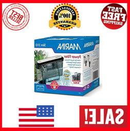 Compact and Slim S10 Marina Power Filter for aquariums up to