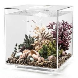biOrb Cube 60 Aquarium with Led Light - 16 Gallon, Transpare