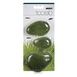 decor 3 moss stones aquarium