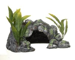 decor polyresin cave