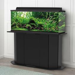 Deluxe 55 Gallon Aquarium Stand Storage Cabinet Fish Tank Ho